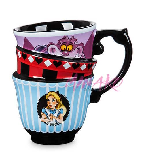 Disney Alice in Wonderland Stacking Mug