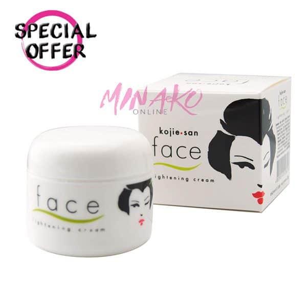 Kojie San Face Lightening Cream 30g