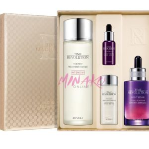 Missha Time Revolution Premium Beauty Set