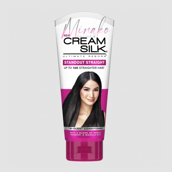 Creamsilk Standout Straight Conditioner 180ml Hair Care by Professionals