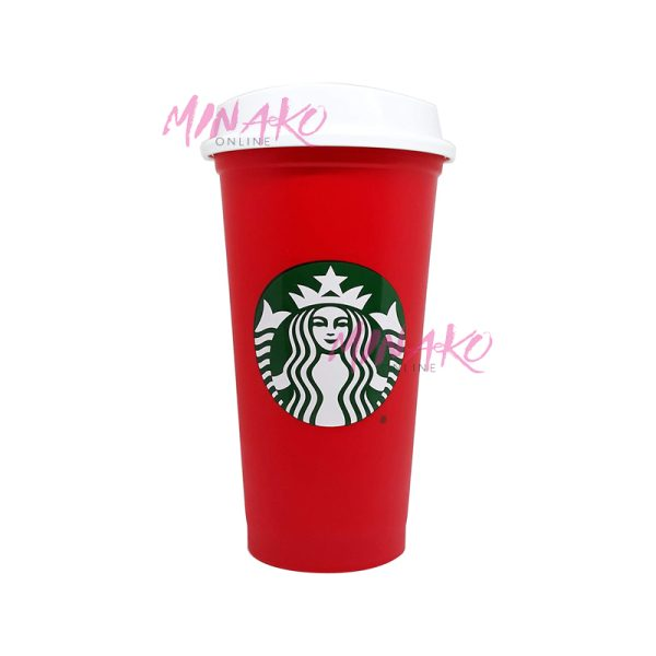 Starbucks Reusable Red Cup 2020 Edition Grande