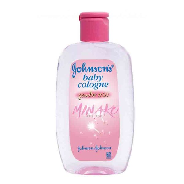 Johnsons Baby Cologne Powder Mist