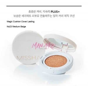 MISSHA - Magic Cushion Cover Lasting 23 Medium Beige