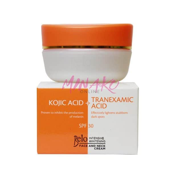 Belo Intensive Whitening Face & Neck Cream SPF30