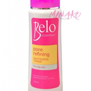 Belo Essentials Pore Refining Whitening Toner (100ml)