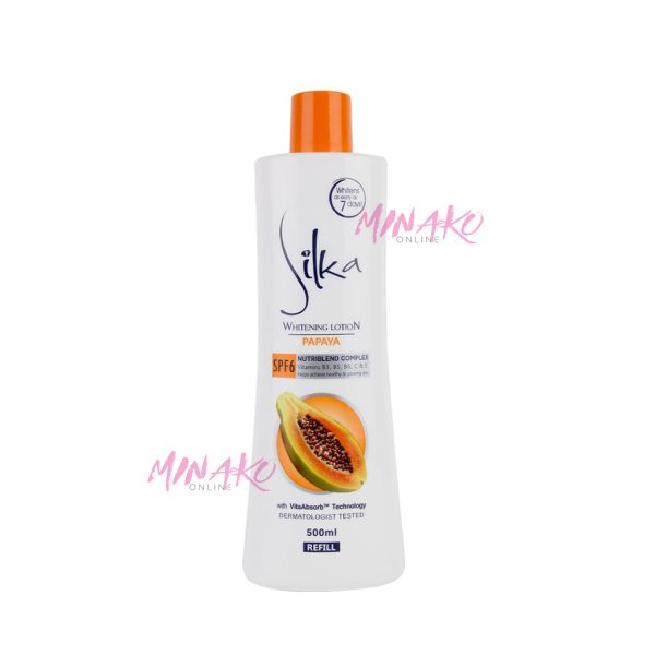 Silka Lotion 500ml