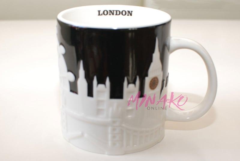Starbucks London City Mug