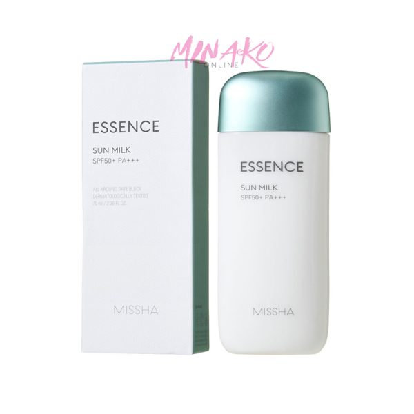 Missha Essence Sun Milk SPF50+