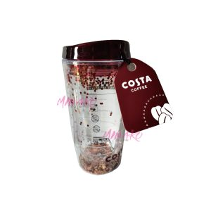 Costa Coffee Glitter Travel Cup (450 ml)