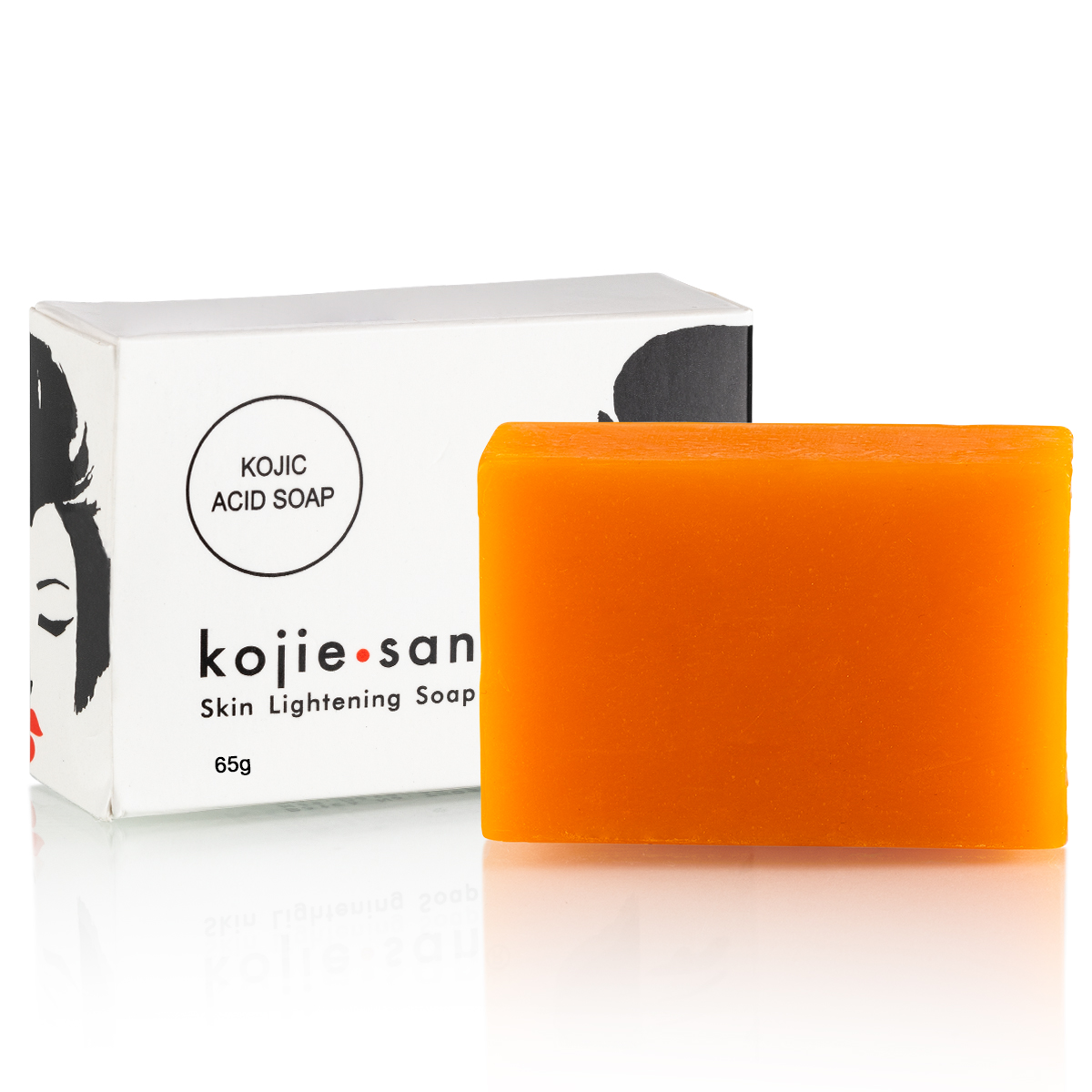 Kojie San Skin Lightening Soap (65g)