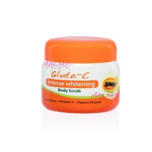 Gluta C Intense Whitening Body Scrub