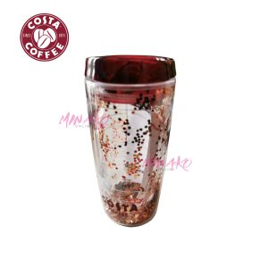 Costa Coffee Glitter Travel Cup without Gift Tag (450 ml)