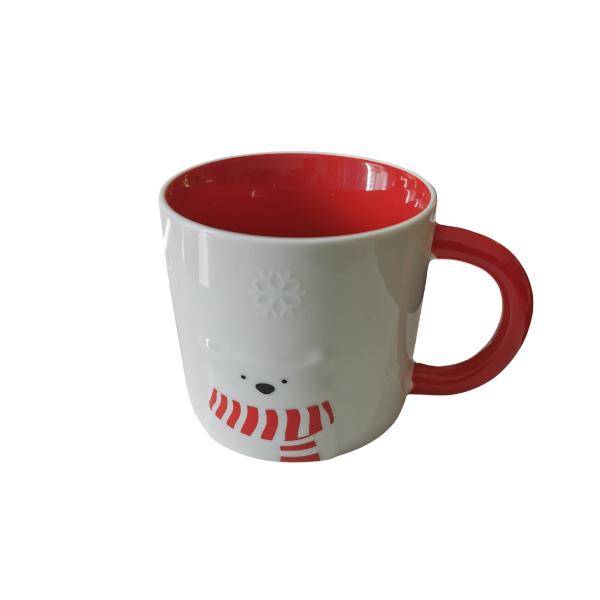 Starbucks Christmas Polar Bear Mug 10fl oz