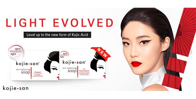 Kojie San Product Range