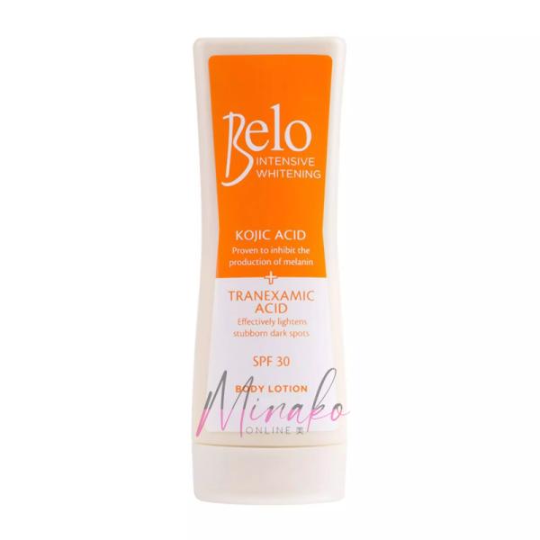 Belo Intensive Whitening Body Lotion SPF30 (100ml)