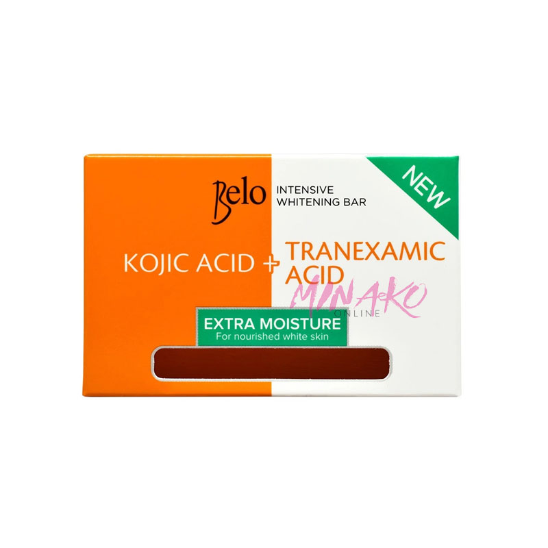 Belo Intensive Whitening Soap Extra Moisture (65g)