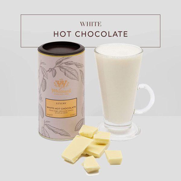 Whittard of Chelsea Luxury White Hot Chocolate (350g)