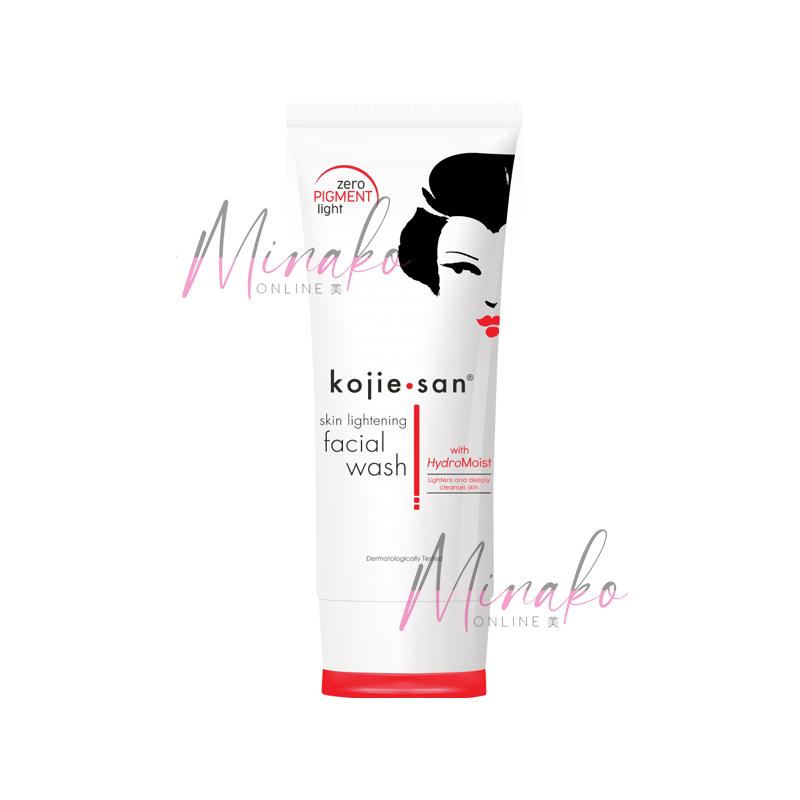 Kojie San Skin Lightening & Brightening Facial Wash (100g)
