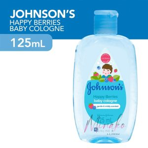 Johnson's Baby Cologne Happy Berries (125ml)