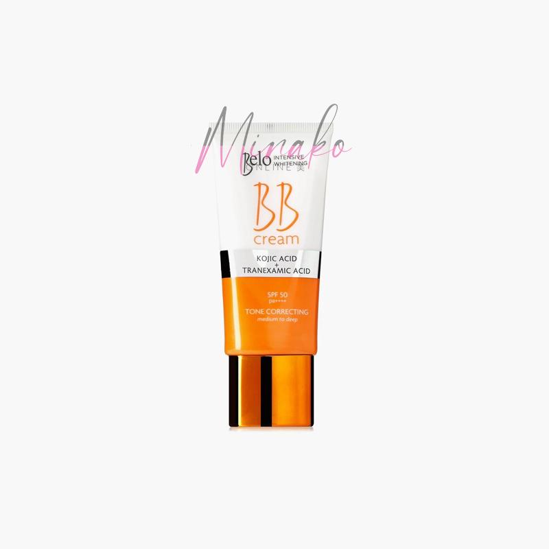 Belo Intensive Whitening BB Cream SPF50 PA++++ 50ml