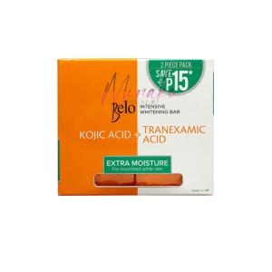Belo Intensive Whitening Soap Extra Moisture (2 x 65g)