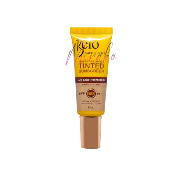 Belo SunExpert Tinted Sunscreen SPF50 PA++++ 10ml