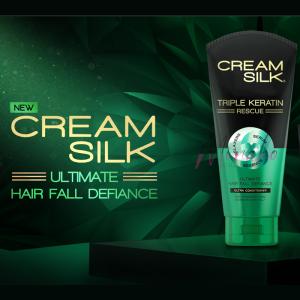 Creamsilk Triple Keratin Rescue Hair Fall Defiance Ultra 170ml
