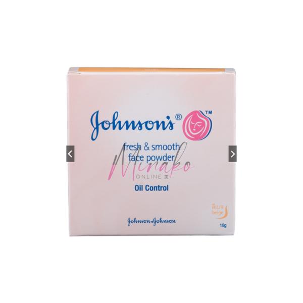 Johnson's Face Powder Beige (10g)